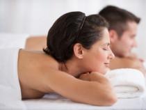 Atpalaiduojantis veido ir nugaros masažas Jai ir Jam