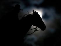 Naktinis jodinėjimas žirgais