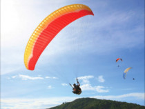 Pradinis parasparnio pilotavimo kursas