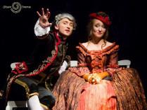 Apsilankymas Užupio dramos teatro spektaklyje