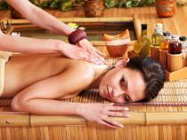 Taškinis Batuka masažas (pečių srities, nugaros ir pėdų)