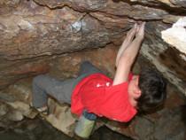 Laipiojimas ant dirbtinės uolos