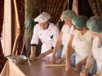 Kibinų gaminimas ir degustacija