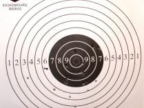Šaudymas iš ginklų 2 asmenims
