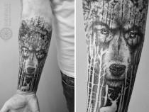 "Tatuiruotė salone ""Positive tattoo"""