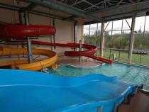 Vandens pramogų parkas ir karaimiškos vaišės